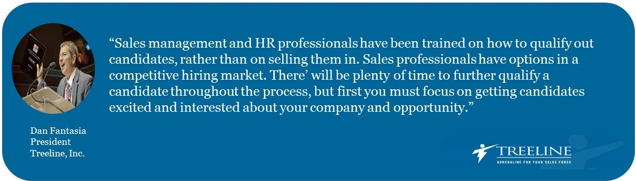 10 reasons companies fail to hire salespeople