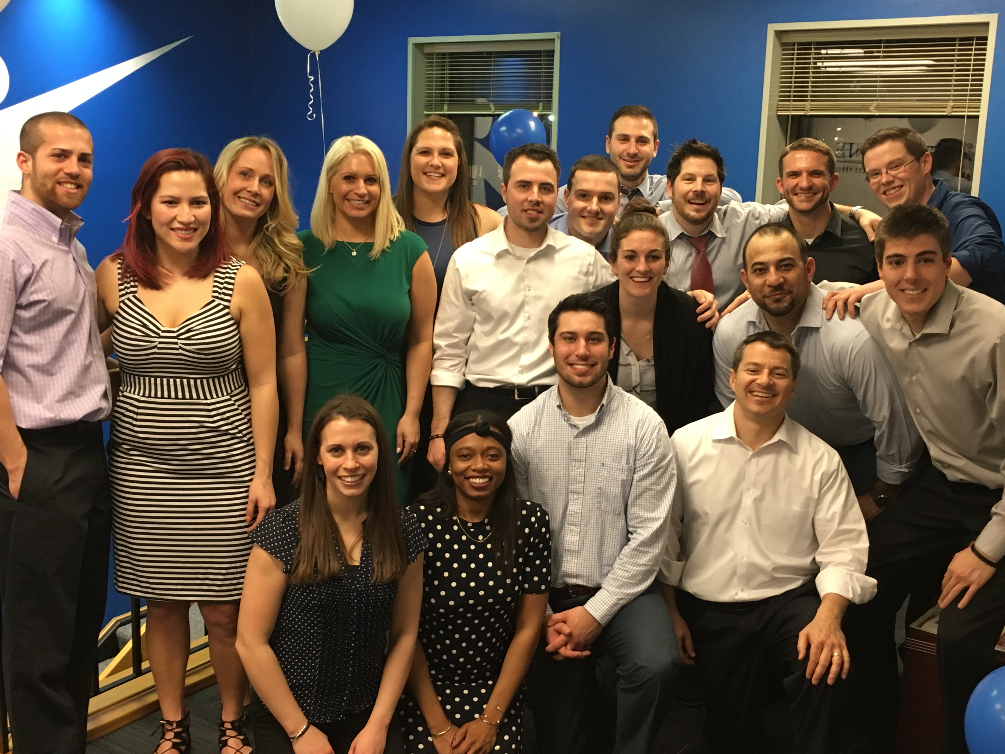 Treeline Inc celebrated 15 years in business