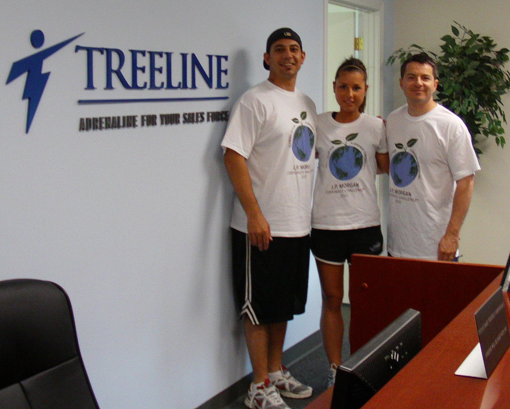 Treeline Inc named as a member of the Dana Farber Leadership council