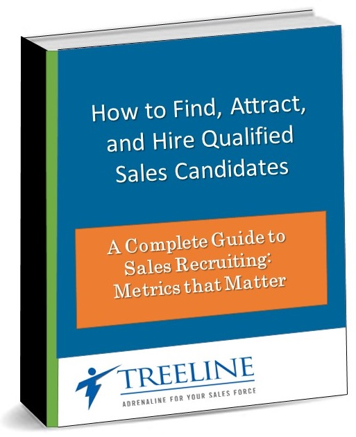 Recruiting metrics and guide to hire salespeople