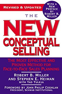 Conceptual Selling by Steve Heiman