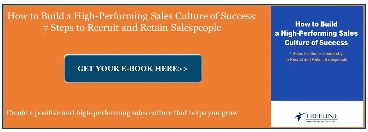 How to Build a Sales Culture of Success E-Book