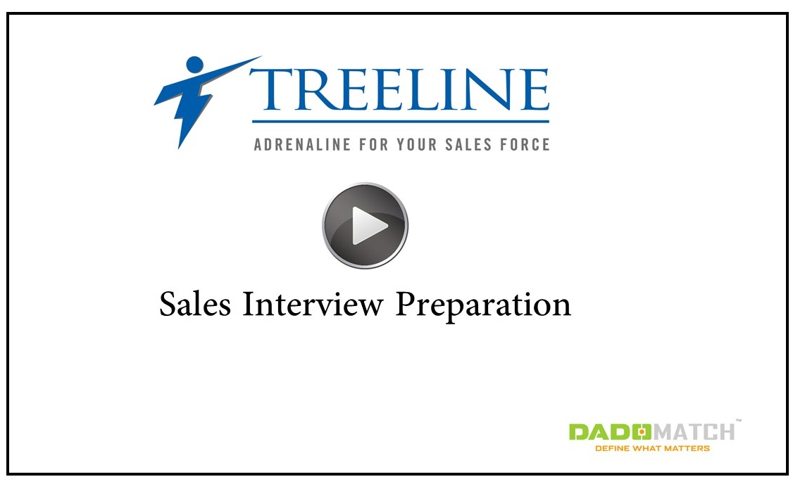 How to prepare for a sales job interview-great video