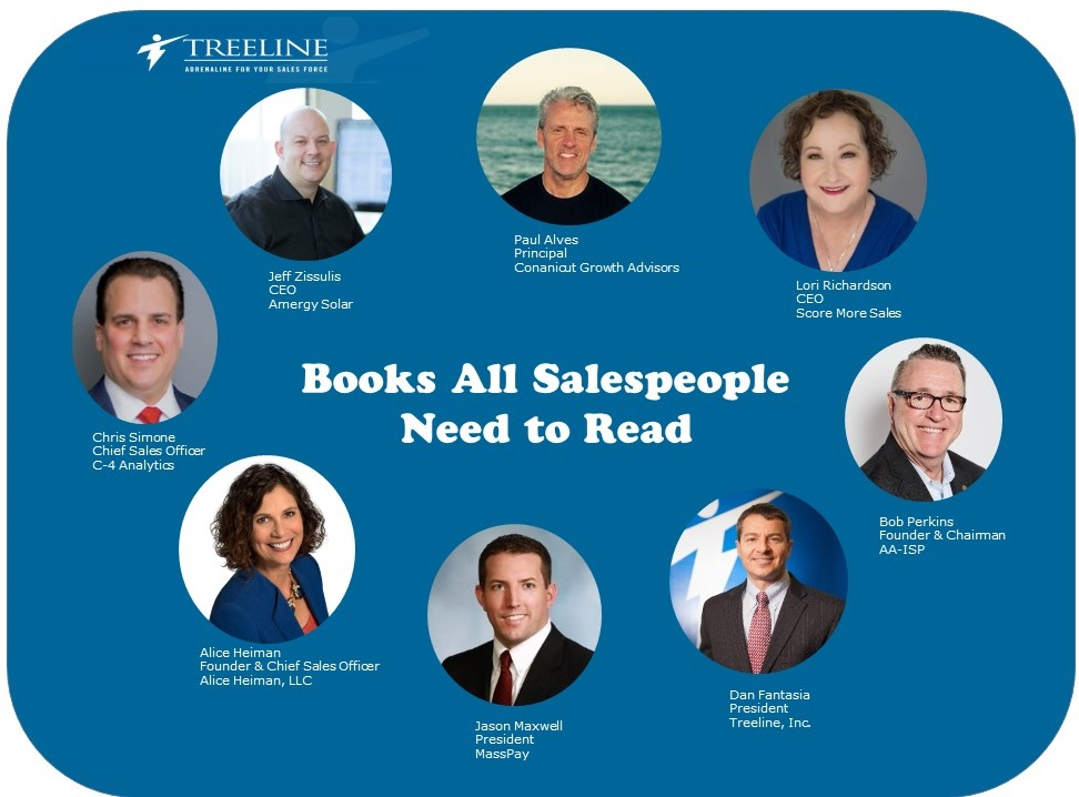 Books all salespeople need to read-top sales books