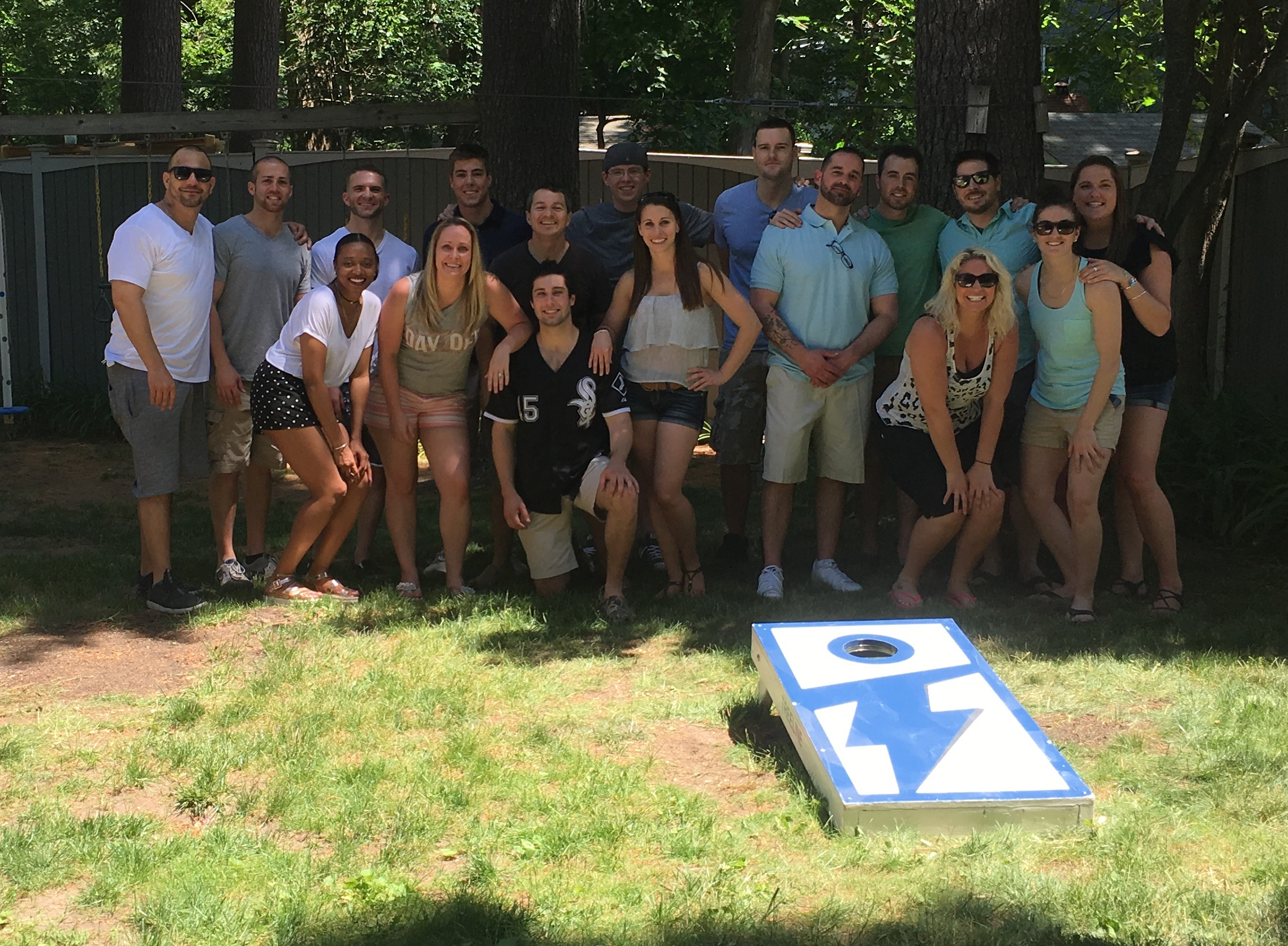 Treeline Inc Best Workplaces Summer Outing