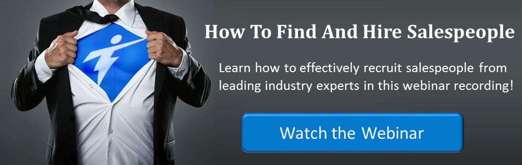 watch this free webinar on how to find and hire salespeople