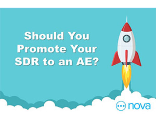Should You Promote Your SDR to an AE?