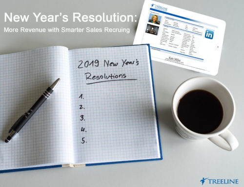 New Year's Resolution: More Revenue with Smarter Sales Recruiting