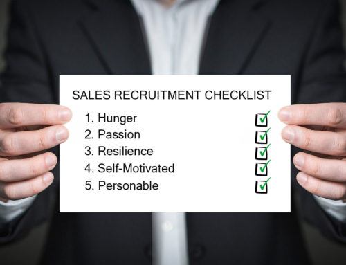 Sales Recruitment and the 5 Traits to Identify Top Producers