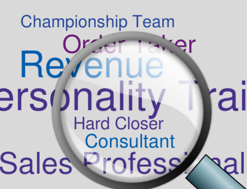 The Final Four: Personality Types of Salespeople