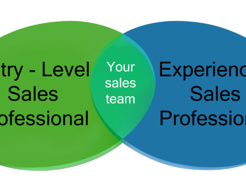 Hiring Entry Level Sales Candidates vs Experienced Sales Candidates