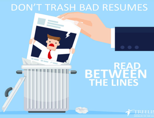 Read Between the Lines: Find a Great Candidate From a 'Bad' Resume