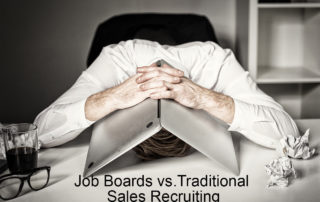 Job Boards vs. Sales Recruiters