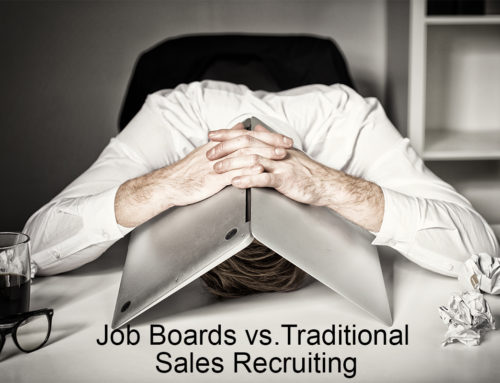 Job Boards Vs. Traditional Sales Recruiting
