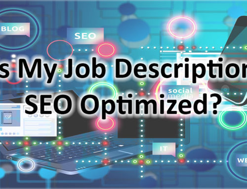 Is My Job Description SEO Optimized?