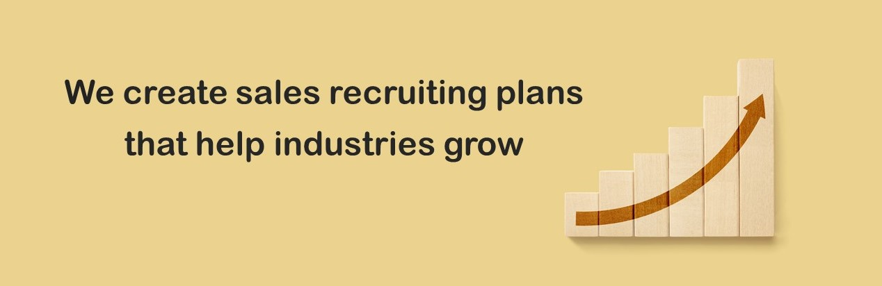 We create sales recruiting plans that help industries grow - Treeline Inc.